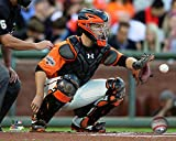 """Buster Posey San Francisco Giants 2015 MLB Action Photo (Size: 11"""" x 14"""")"""