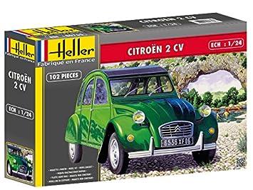 Glow2B Heller - 80765 - Maqueta para Construir- Citroen 2 CV ...