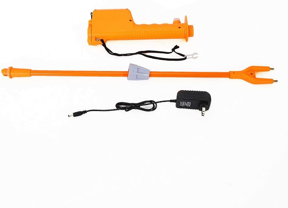 """Details about  /HOT SHOT 48/"""" SORTING RATTLE PADDLE NON ELECTRIC CATTLE PROD LIVESTOCK PIG GOAT"""