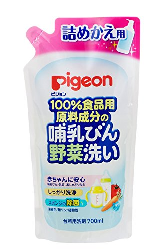 700ml for replacement Pigeon bottle vegetables wash packed
