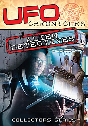 UFO Chronicles: Alien Detectives for sale  Delivered anywhere in USA