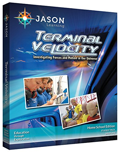 JASON Learning Terminal Velocity - Forces & Motion - Home School Student Pack