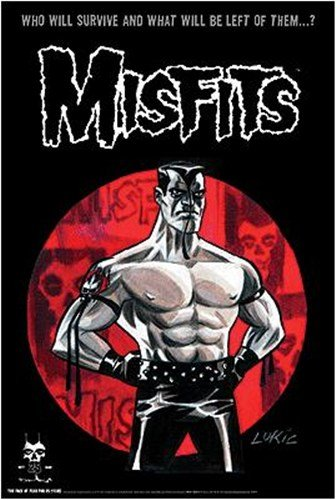 Wall Posters Misfits 25TH Anniversary Poster 24