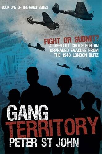 Book: Gang Territory by Peter St John