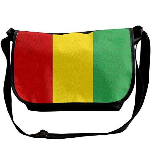 Reggae Bag - SARA NELL Messenger Bag,Reggae Rasta Flag,Unisex Adult Shoulder Backpack Cross-body Sling Bag