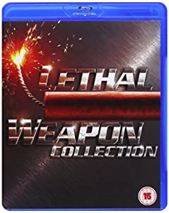 Lethal Weapon Collection (Lethal Weapon (1987) / Lethal Weapon 2 (1989) / Lethal Weapon 3 (1992) / Lethal Weapon 4 (1998)) [Blu-ray] from Warner Home Video
