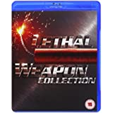 Lethal Weapon Collection (Lethal Weapon (1987) / Lethal Weapon 2 (1989) / Lethal Weapon 3 (1992) / Lethal Weapon 4 (1998)) [Blu-ray]