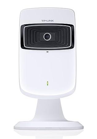 TP-LINK NC200 - Cámara de vigilancia/IP (visión diurna, 300 Mbps