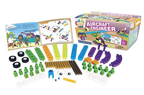 51y9WNZ5VyL - Kids First Aircraft Engineer Kit