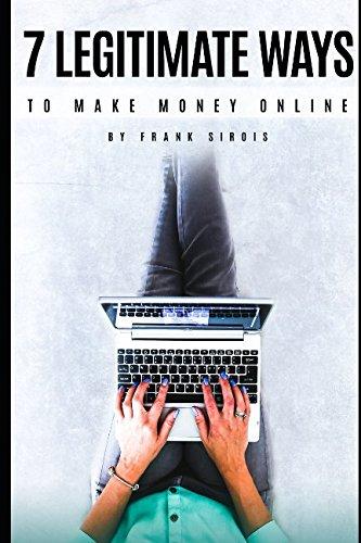 Download 7 Legitimate Ways To Make Money Online pdf