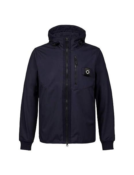 Amazon.com: MA.STRUM - MA Strum Soft Shell Jacket Titan Blue ...