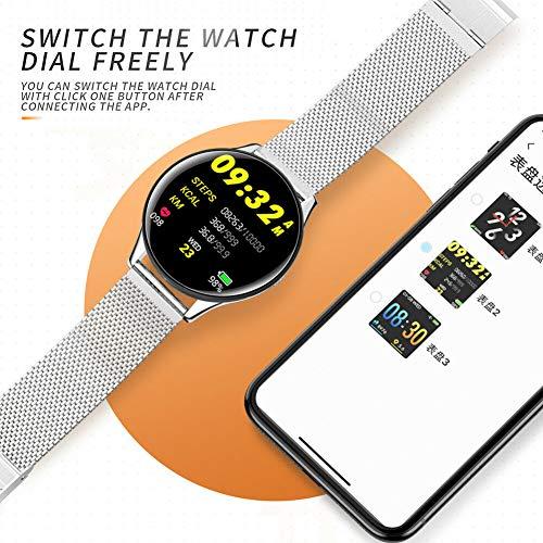 vap26 SN58 Reloj Inteligente con Pantalla Colorida, Monitor de ...