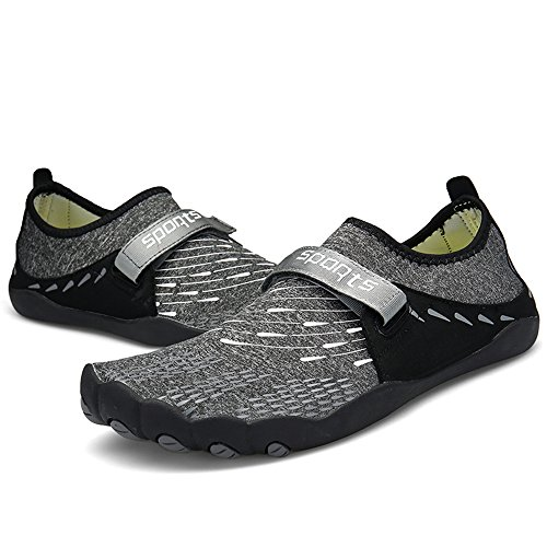 Quick Dry Black Men Yoga Shoes For Women Exercise Swim Surf Water Barefoot Beach Zcoli OwgtEqP