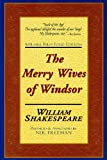 The Merry Wives of Windsor: Applause First Folio Editions (Applause Shakespeare Library Folio Texts)