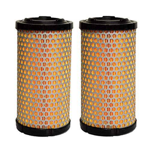 2PK Kubota Air Filter 6C060-99410 B1VPD7397 B1610 B2100 B2110 B2710 2910 B3030 B7500