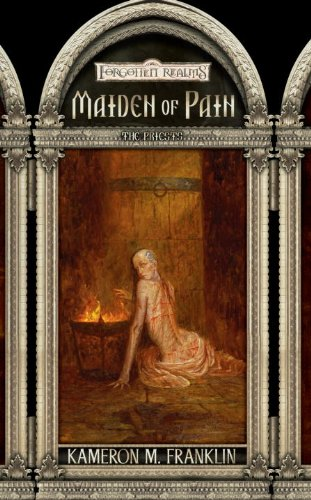 book cover of Maiden of Pain