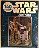 Star Wars Kenner 1977 140 Piece Jigsaw Puzzle R2-D2 and C-3PO