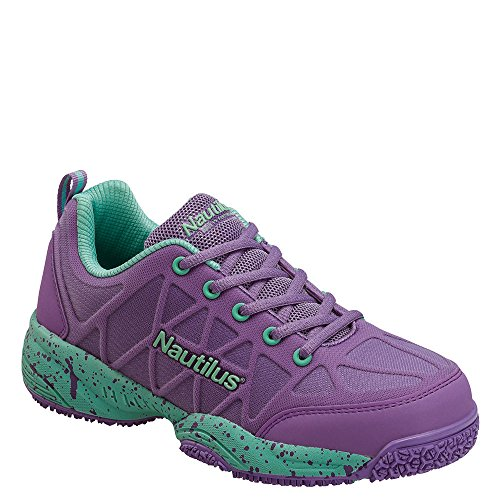 Nautilus Metal Free Athletic Safety Women's Oxford 11 C/D US Lilac