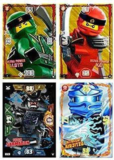 Amazon Ninjago Karten