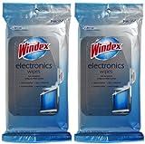 Windex Electronic Wipes - 25 ct - 2 pk