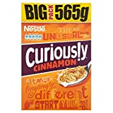 Nestle Curiously Cinnamon (565g) - Pack of 2