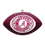 NCAA Alabama Crimson Tide Replica Football Ornament