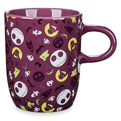 Disney Jack Skellington Ceramic Coffee Mug]()