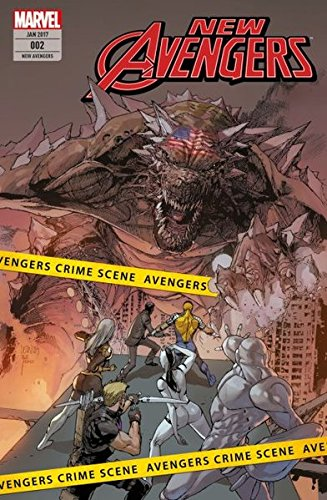 New Avengers: Bd. 2 (2. Serie): Ohne Ausweg