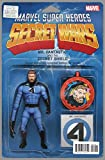 img - for Secret Wars Journal #1 (of 5) Action Figure Variant Comic Book book / textbook / text book
