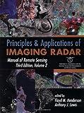 img - for Principles and Applications of Imaging Radar (Manual of Remote Sensing, Volume 2) book / textbook / text book