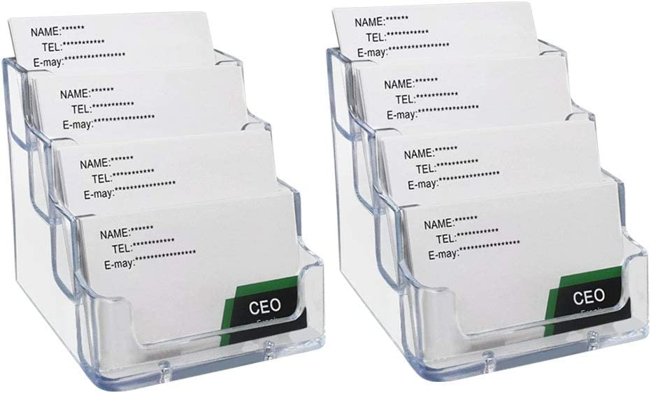 business card holders stationery office supplies amazon co uk rh amazon co uk