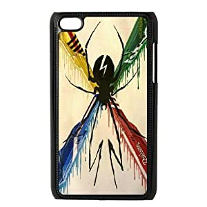 DIY iPod Touch 4 Case, Zyoux Custom Brand New iPod Touch 4 Case - My Chemical Romance