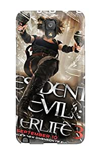 Yen Nguyen's Shop New Style 8434491K60466760 New Style Case Cover Resident Evil Compatible With Galaxy Note 3 Protection Case