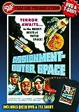 Assignment: Outer Space DVDTee (XL) by Rik Van Nutter