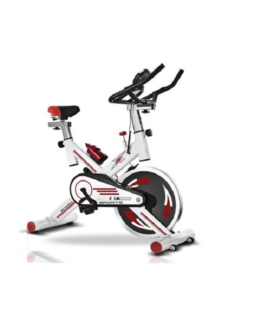 Bicicleta de spinning GK-706 de 13 kg de disco de inercia: Amazon ...