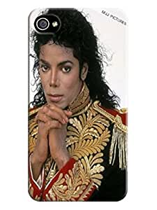 3 packs tpu rubber case combo campatible with fantastic iphone4/4s of Michael Jackson in Fashion E-Mall