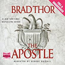 The Apostle Audiobook by Brad Thor Narrated by George Guidall