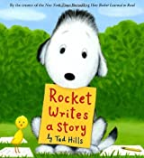 Rocket Writes a Story by Hills, Tad (2012) Hardcover