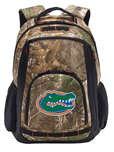 Broad Bay University of Florida Camo Backpack Realtree Florida Gators Backpacks - Laptop Section! ()