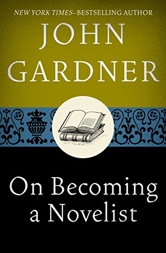 On Becoming a Novelist cover