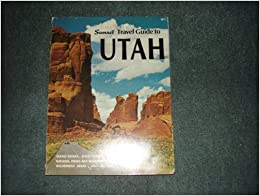 Book Sunset Travel Guide to Utah