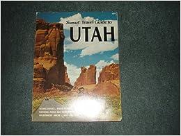 Book Sunset Travel Guide to Utah