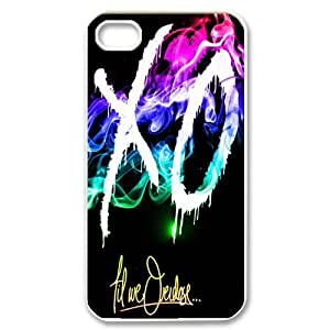 The Weeknd XO Hard Case Skin for Iphone 4 4s by Icasesstore by runtopwell