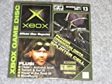 Xbox demo, Disc 13, December 2002 (Splinter Cell, Panzer, Dragoon Orta, plus at least 4 others)