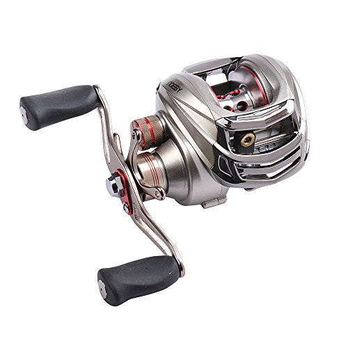 Fishlander reels noeby baitcasting fishing reel 10 1 for Left handed fishing reels