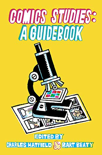 Book Cover: Comics Studies: A Guidebook