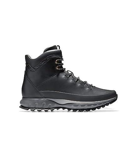 26b47abb Cole Haan Men's Zerogrand Explore All Terrain Hiker Waterproof Hiking Boot,  Black/Magnet,