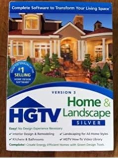 Hgtv Home And Landscape Version 3 Silver Edition
