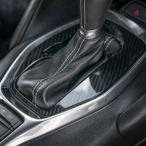 RT-TCZ Car Interior Accessories for Chevrolet Camaro Accessories Gear Shift Panel Trim Cover ABS Trim Decor for Chevrolet Camaro 2017 2018 2019 2020