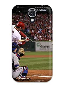 Best st_ louis cardinals MLB Sports & Colleges best Samsung Galaxy S4 cases